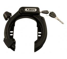 Slot Abus ring amparo staal zwart art. 4850 LH2-kr met insteekmogelijkhei