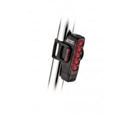 LEZYNE STRIP DRIVE REAR 150 LM BLACK