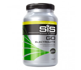 SIS Energydrink Go Electrolyte Pot Lemon & Lime 1.