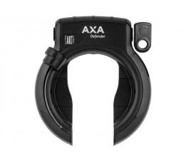 Slot Axa ring defender RL zwart/ zwart Victory kaart glanzend