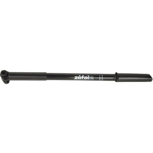 ZÉFAL framepomp Reversible Voor auto- en blitzventiel, kunststof, zwart