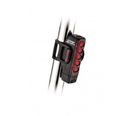 LEZYNE STRIP DRIVE REAR 150 LM BLACK