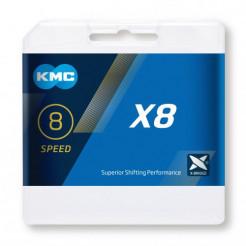 KMC kett X8 silver/grey