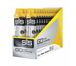 SIS Energygel Go L-Carnitine Sachet Lemon 60ml