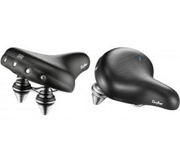 Zadel Sr 5111udtc strengtex Drifter blac Black Premium zwart relaxed gel+ics