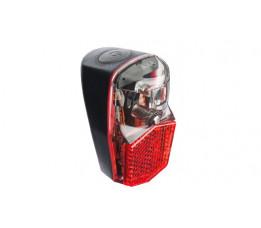Axa achterlicht Run Compact batterij spatbord