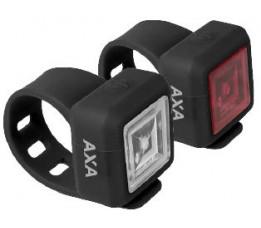 Axa verlichtingsset Niteline 11 batterij