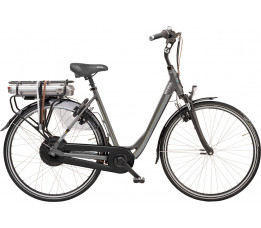 Sparta R5e Ltd Incl. 500wh, Grey Matte