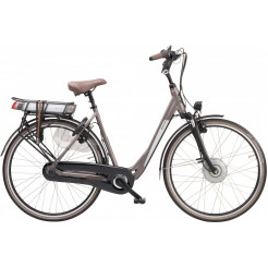 Sparta F7i Ltd Incl. 400wh, Old Grey Matte