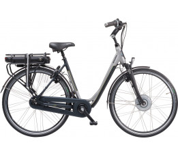 Sparta F8e incl. 500wh, Pebblegrey/blackgreen matte