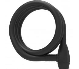 UP kabelslot 12mm 150cm Mat Zwart
