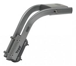 Duo GMG Yepp Maxi zadelbuisbevestiging zilver 020401