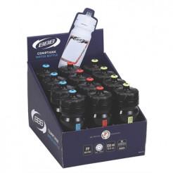 BWB-01D Bidons 550ml CompTank 18 Displaybox 550 Ml Mixed Kleuren