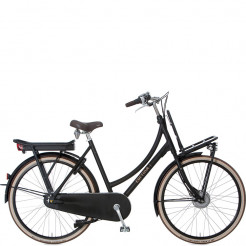 Cortina E-U4 Transport, Jet Black Matt