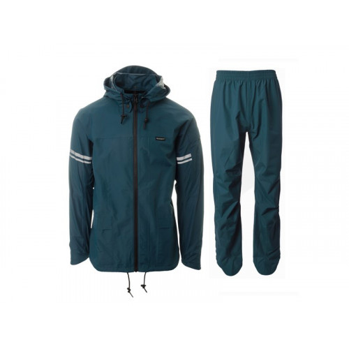 Agu original rain suit teal bl l