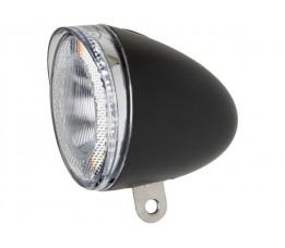 Cordo led koplamp swingo zwart incl. batterij