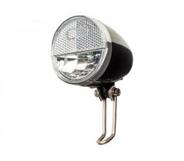 Cordo classico led voorlamp e-bike 6-44v 30 lux zw