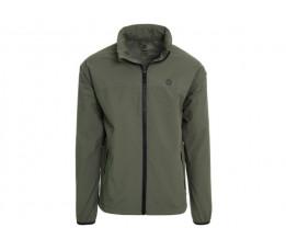 Agu go rain jacket essential army green m