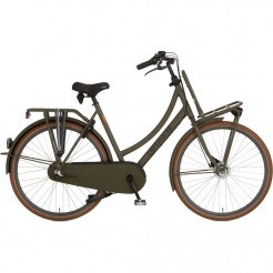 Cortina U4 Transport, Dark Olive Matt