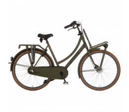 Cortina U4 Transport, Dark Olive Matt
